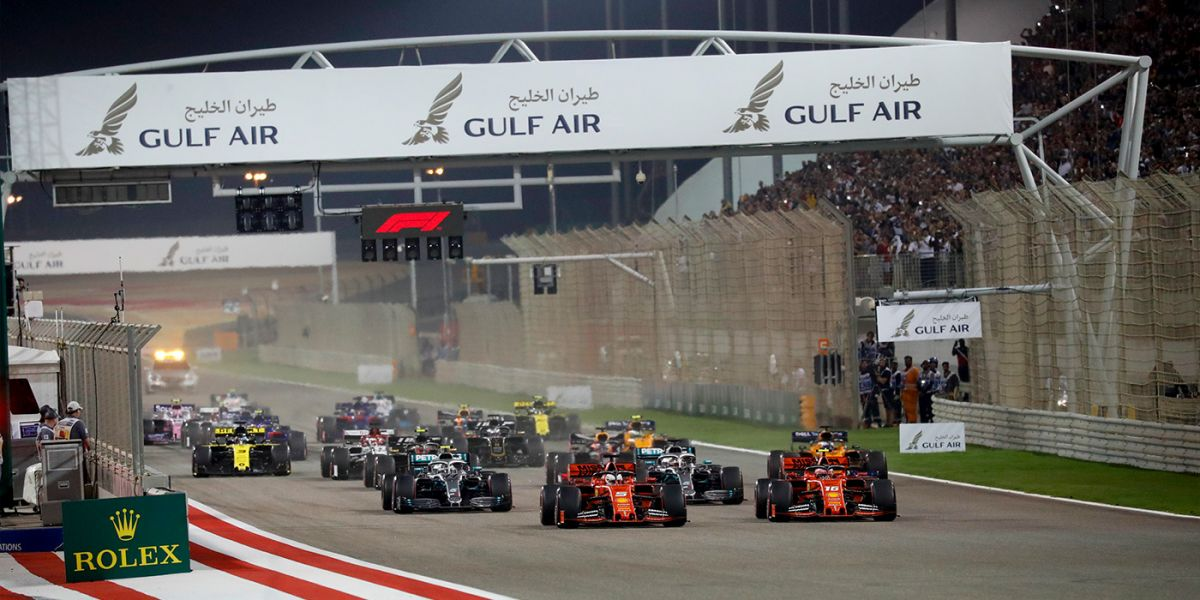 Formula 1 postponed indefinitely