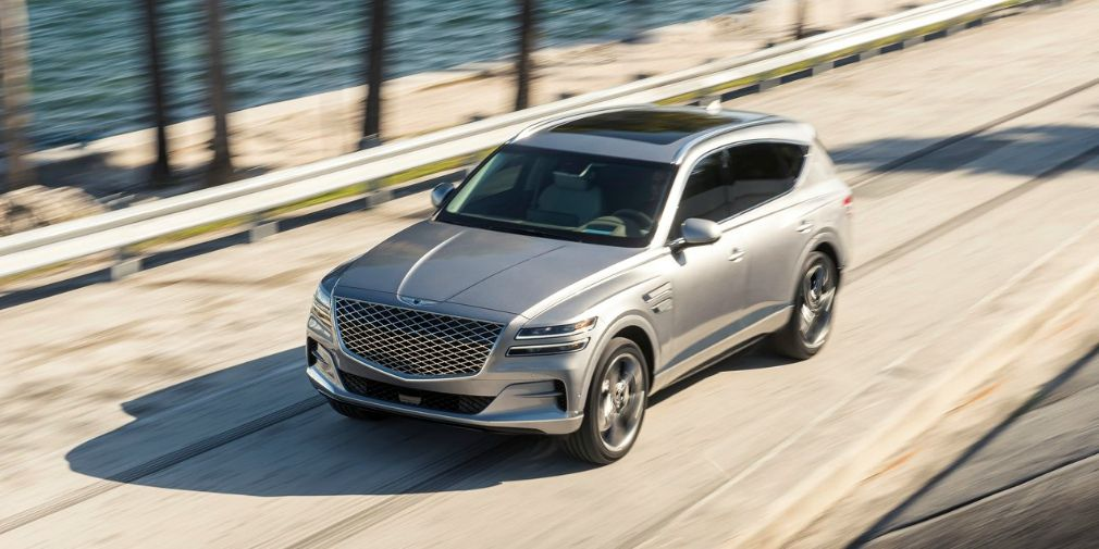 Genesis called the debut dates of the new SUV