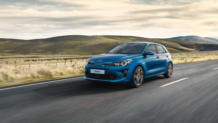 Kia Rio Hatchback updated and debuted