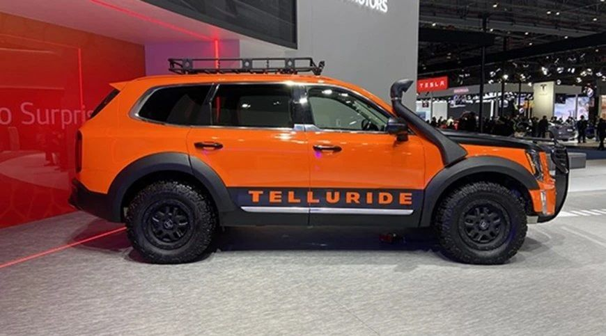 Kia Telluride replenished with an extreme version