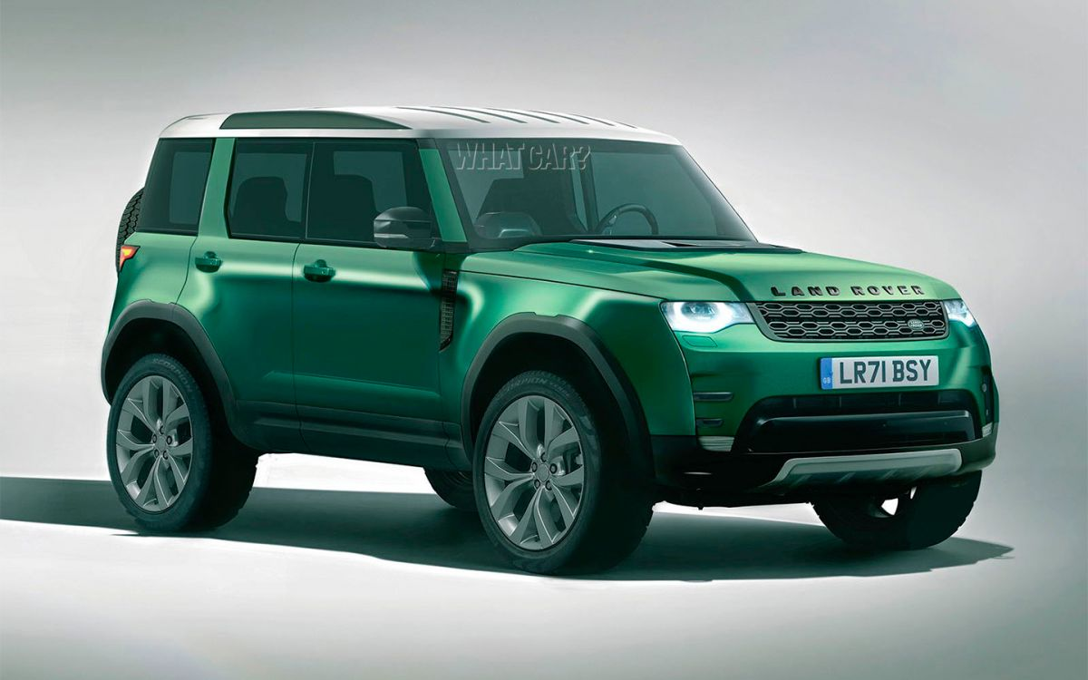 Land Rover's most affordable SUV prepare for 2022