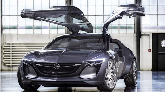 Opel Monza - this will be the name of the new electric SUV