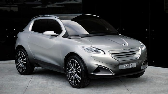 Peugeot 108 will be reborn as a subcompact SUV