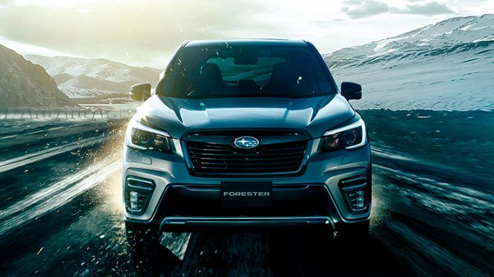Subaru Forester Sport has the latest turbocharged engine