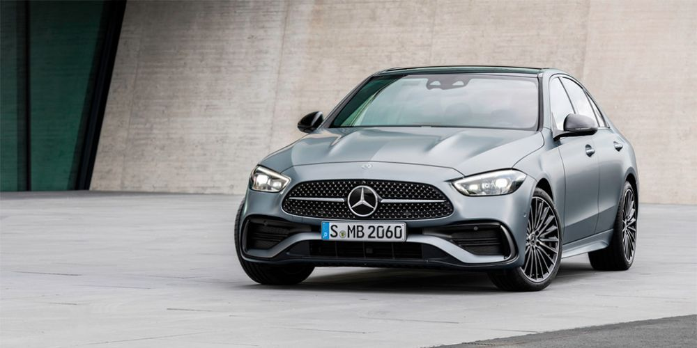 The premiere of the new generation C-Class from Mercedes-Benz
