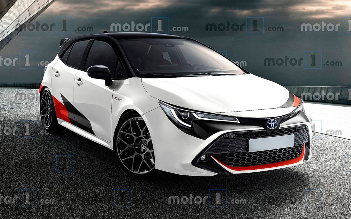 Toyota Corolla gets 300 hp version