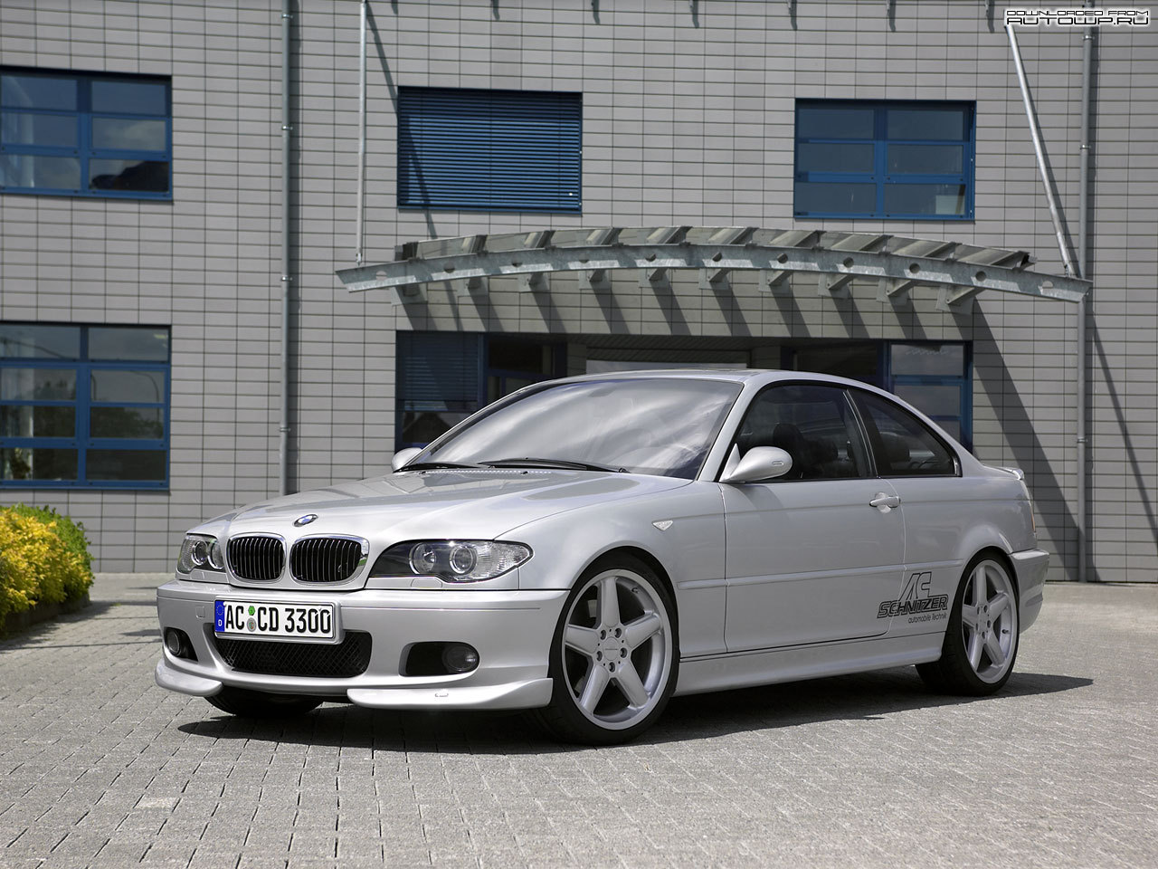 Ac Schnitzer Acs3 Coupe E46 Photos Photogallery With 2