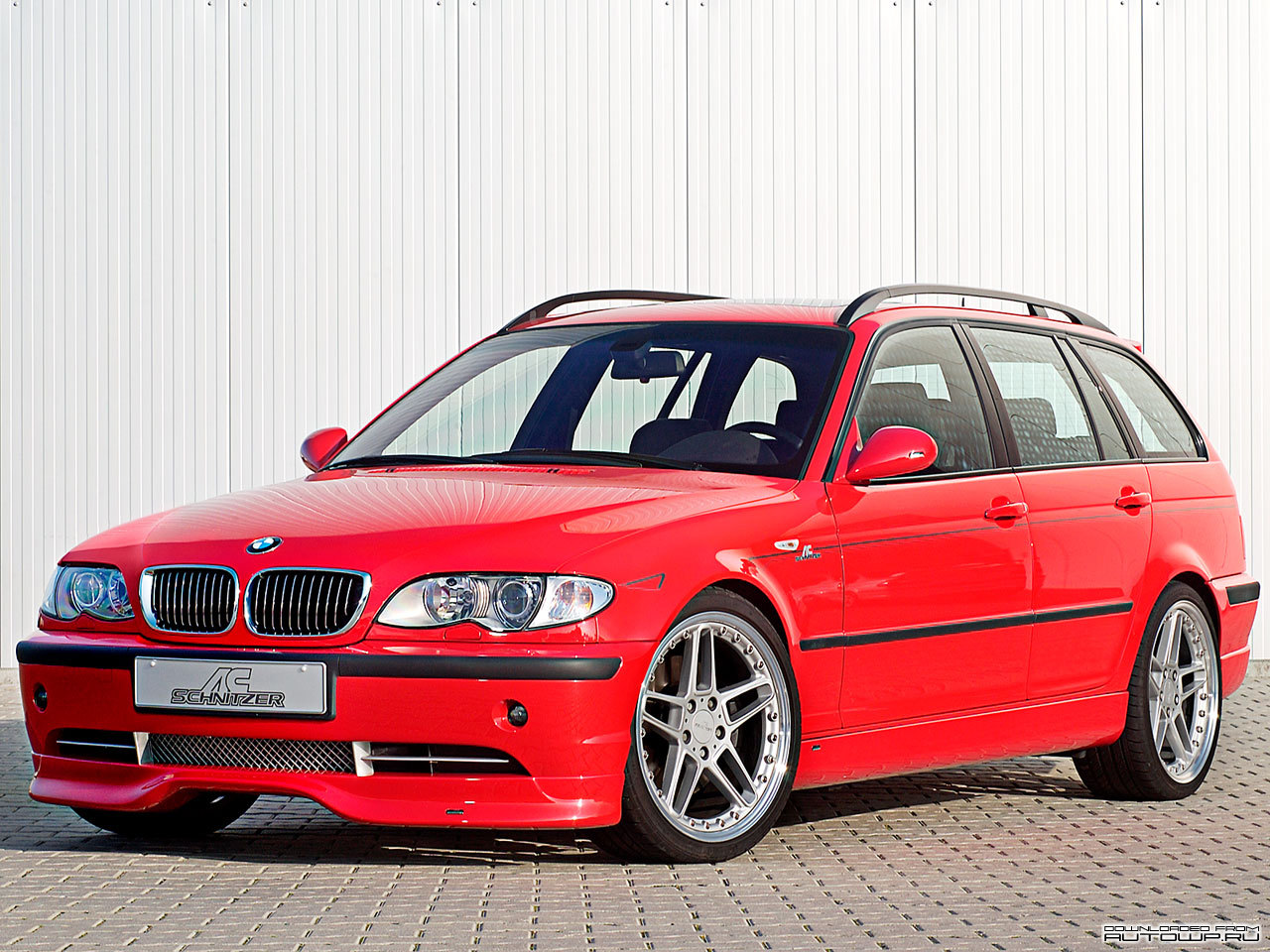Ac Schnitzer Acs3 Touring E46 Photos Photogallery With