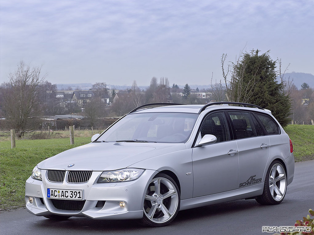 Ac Schnitzer Acs3 Touring E91 Photos Photogallery With