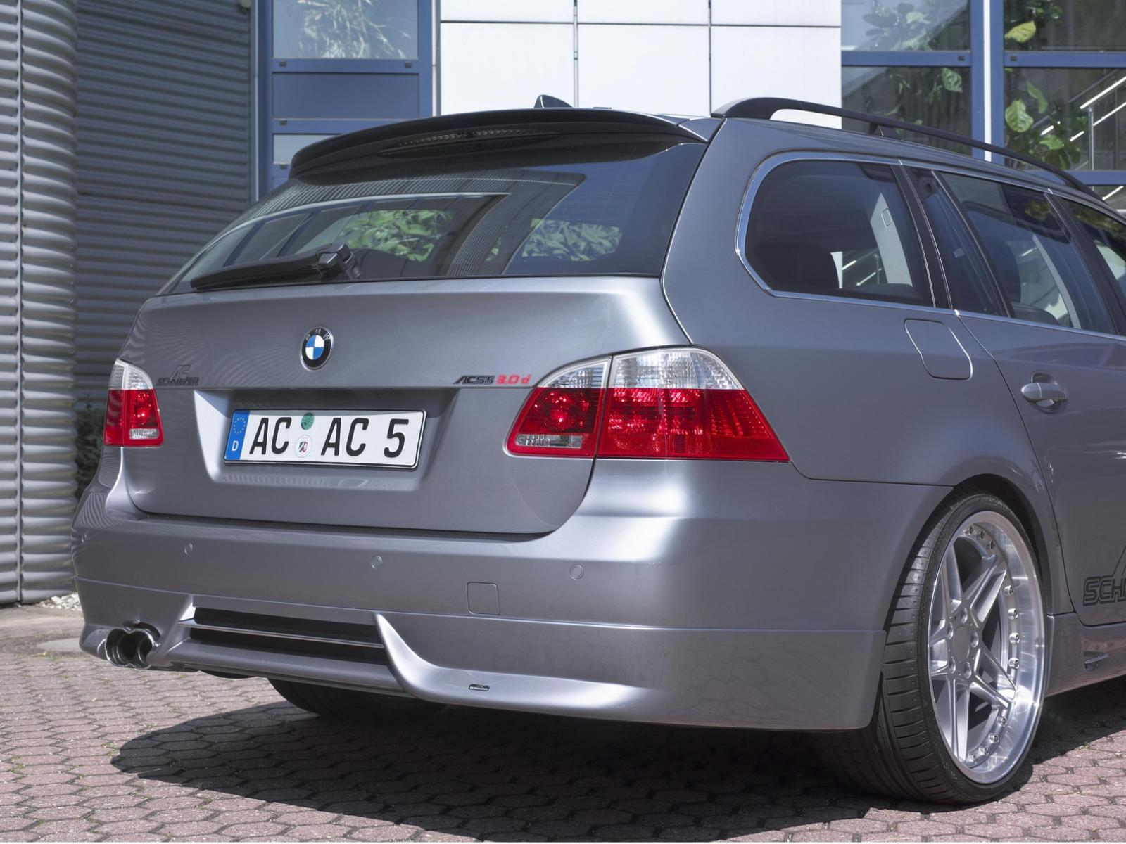 Ac Schnitzer Acs5 3 0 D Photos Photogallery With 7 Pics