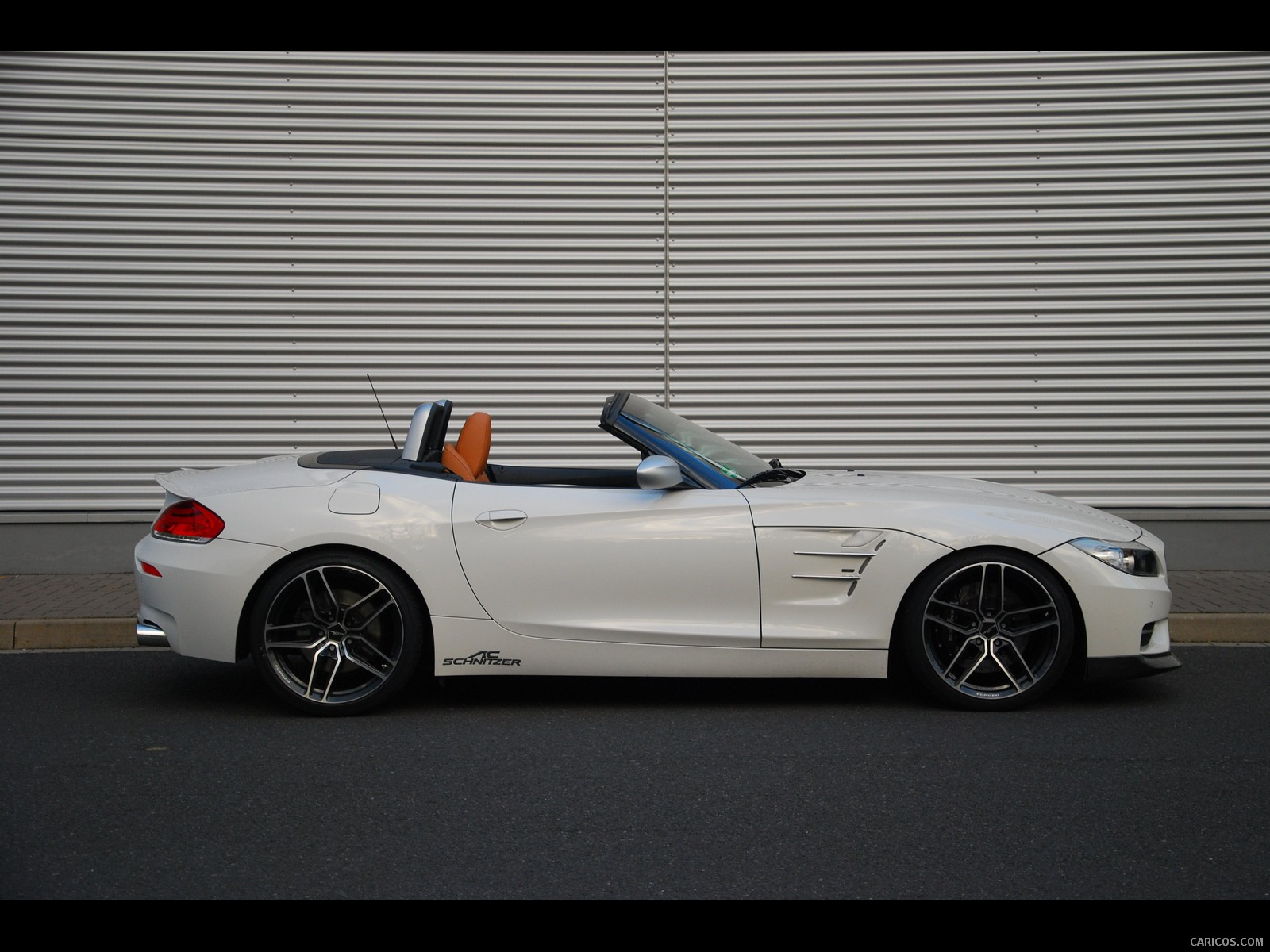 Ac Schnitzer Bmw Z4 35is M Technik Photos Photogallery