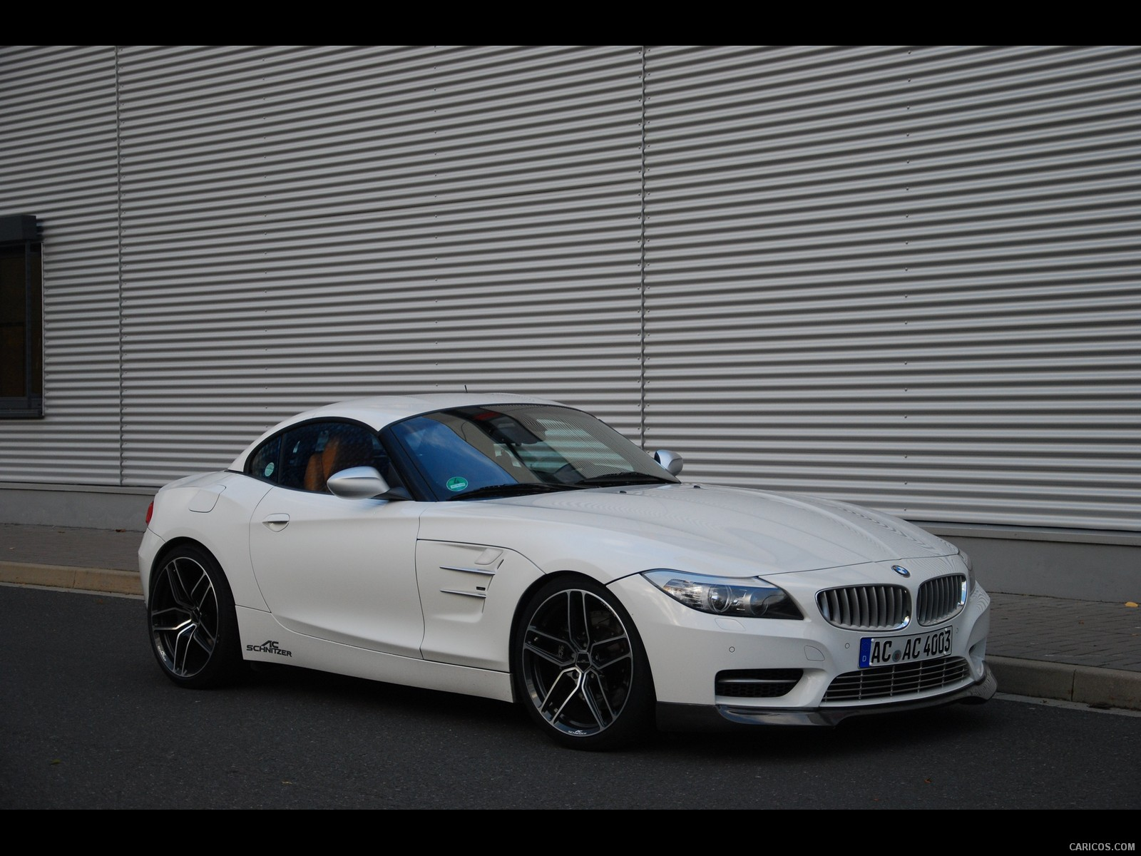 Ac Schnitzer Bmw Z4 35is M Technik Photos Photogallery With 33 Pics Carsbase Com