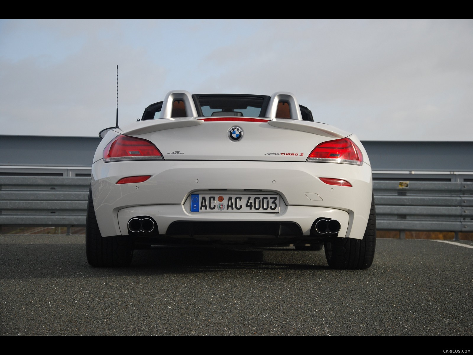 ac schnitzer bmw z4 35is m technik photos photogallery with 33 pics. Black Bedroom Furniture Sets. Home Design Ideas