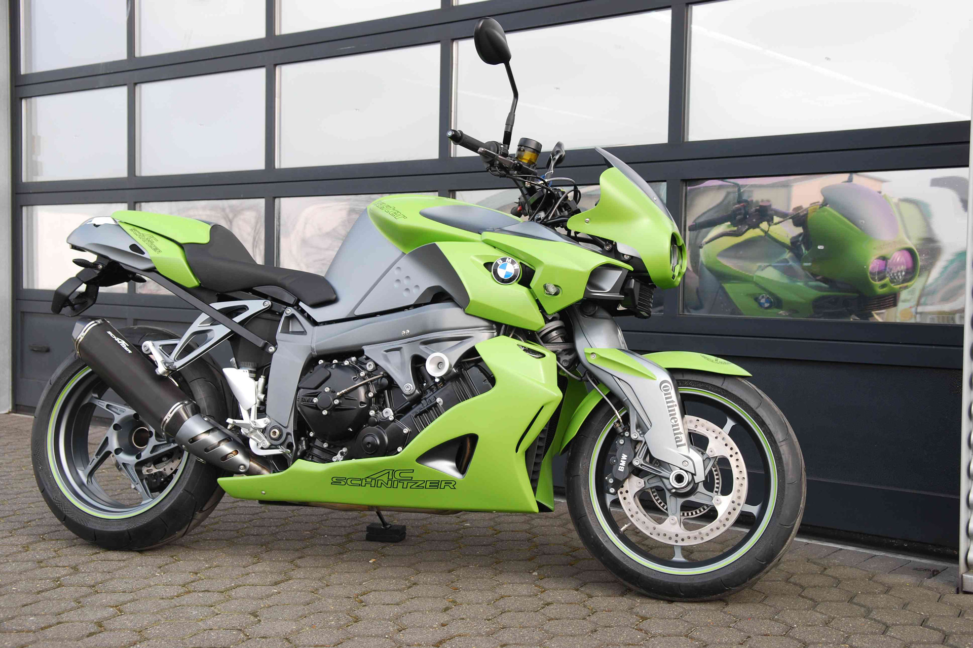 Ac Schnitzer K1300r Photos Photogallery With 3 Pics Carsbase Com