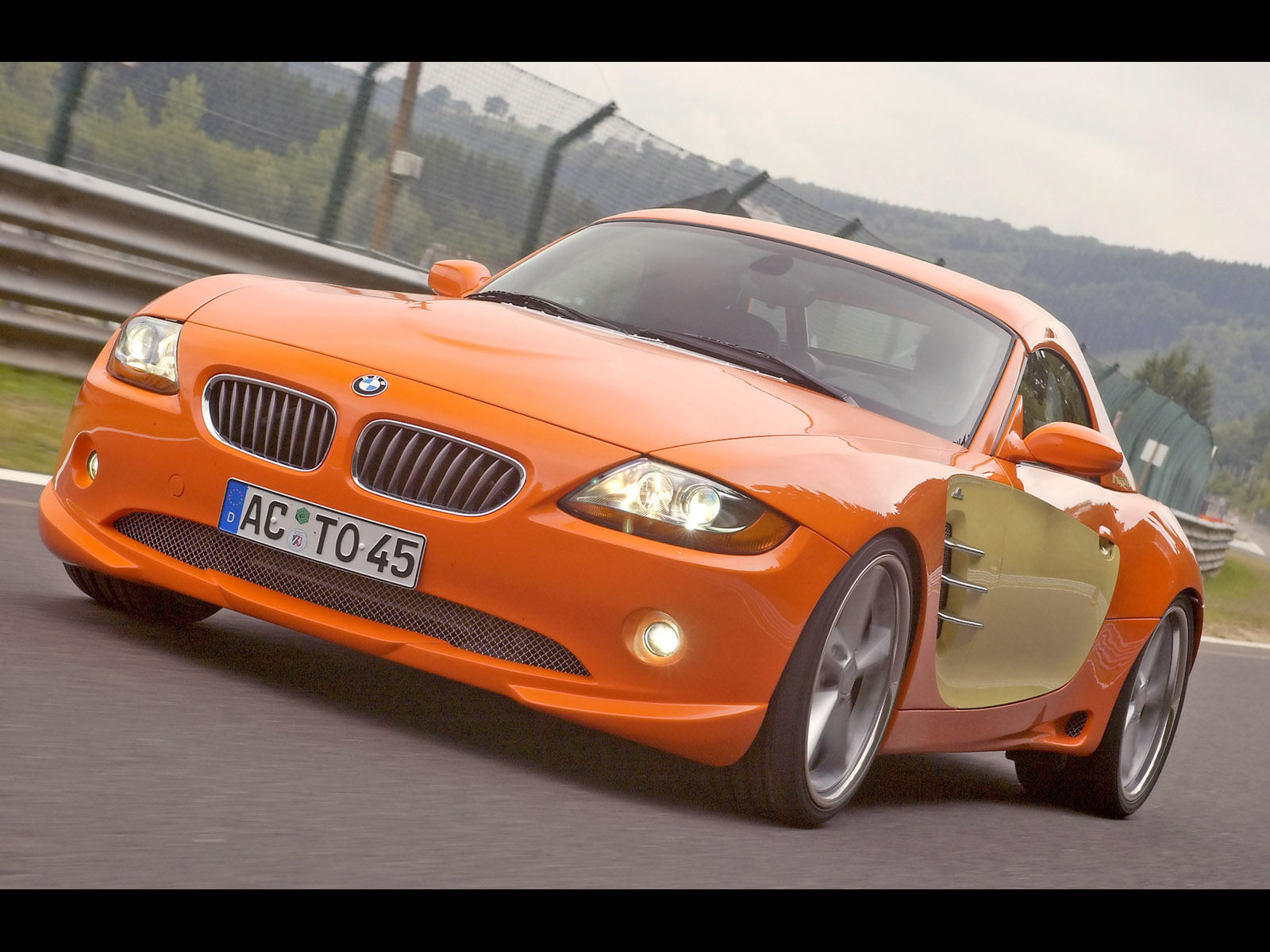 Ac Schnitzer V8 Topster Photos Photogallery With 9 Pics