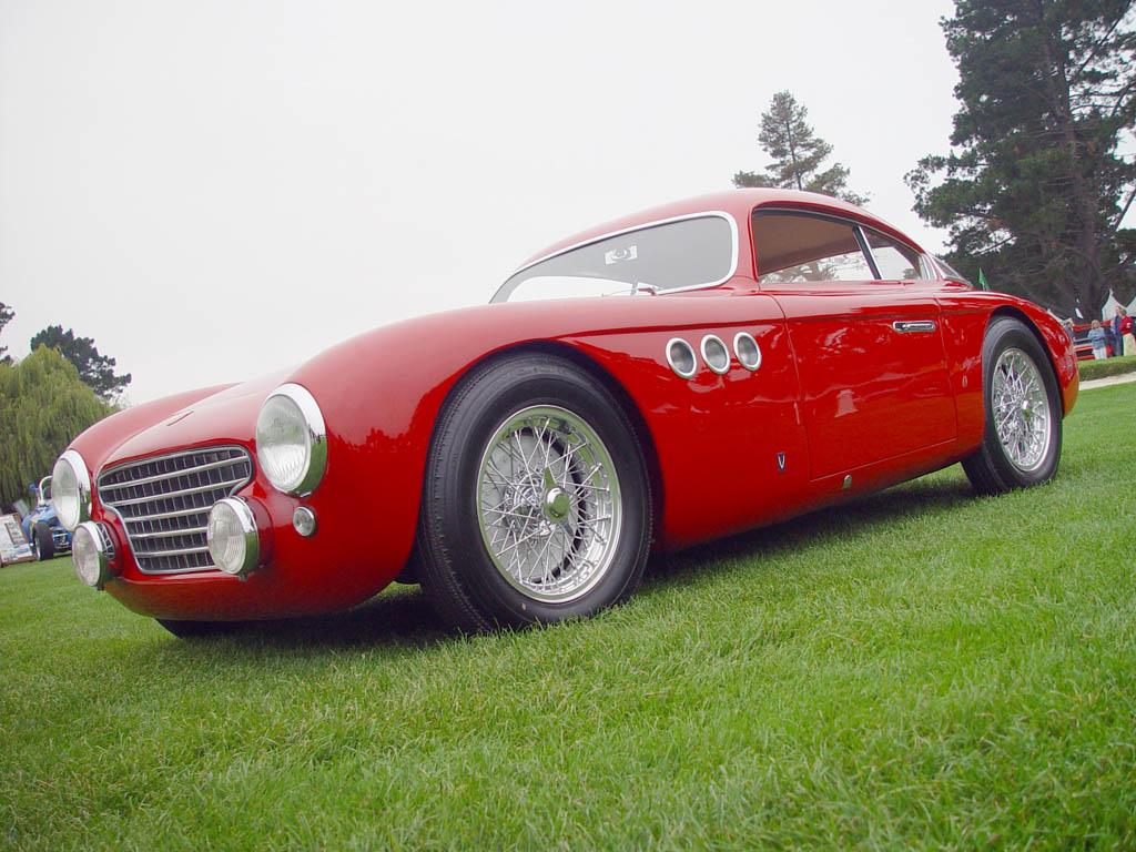 Abarth 205 Vignale Berlinetta Photos Photogallery With 3