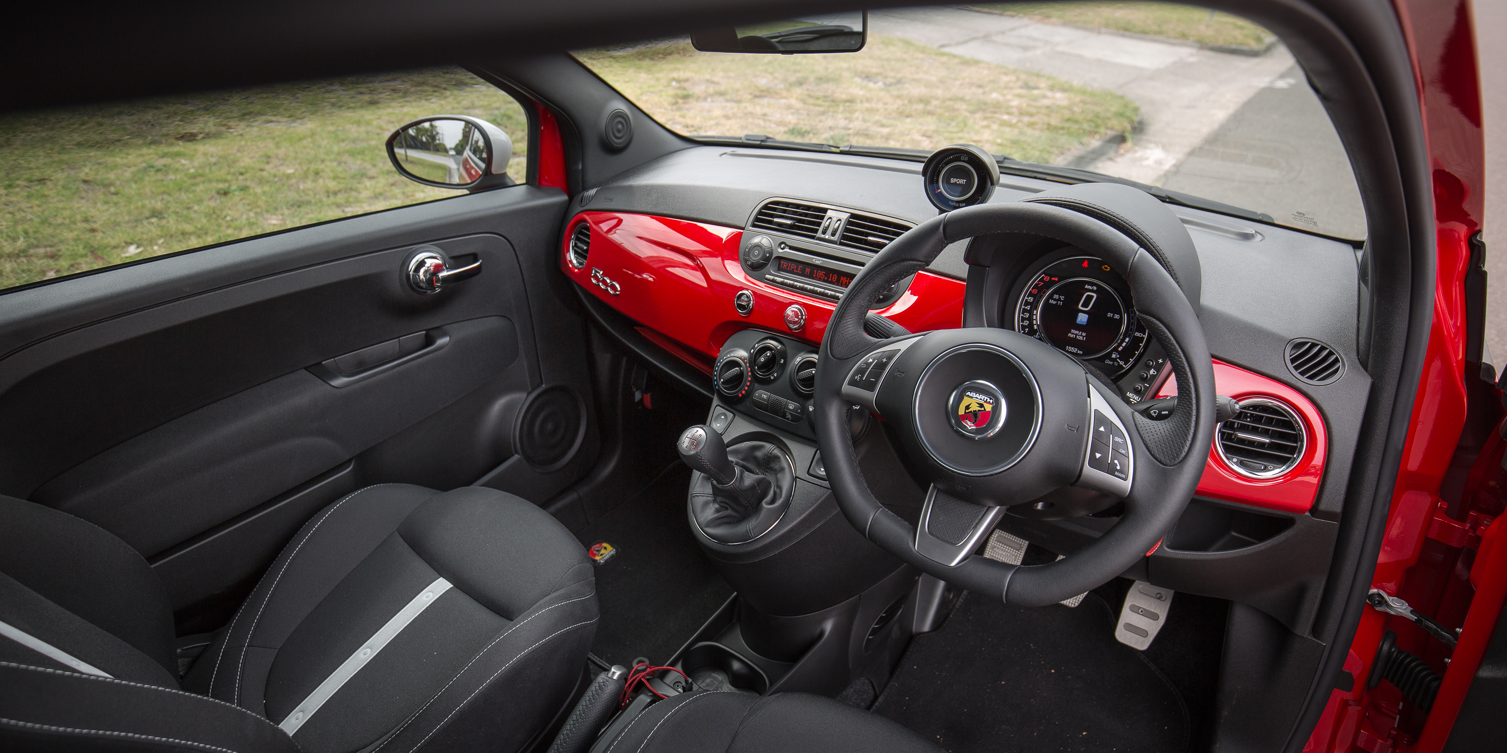 Abarth 595 photo 177588