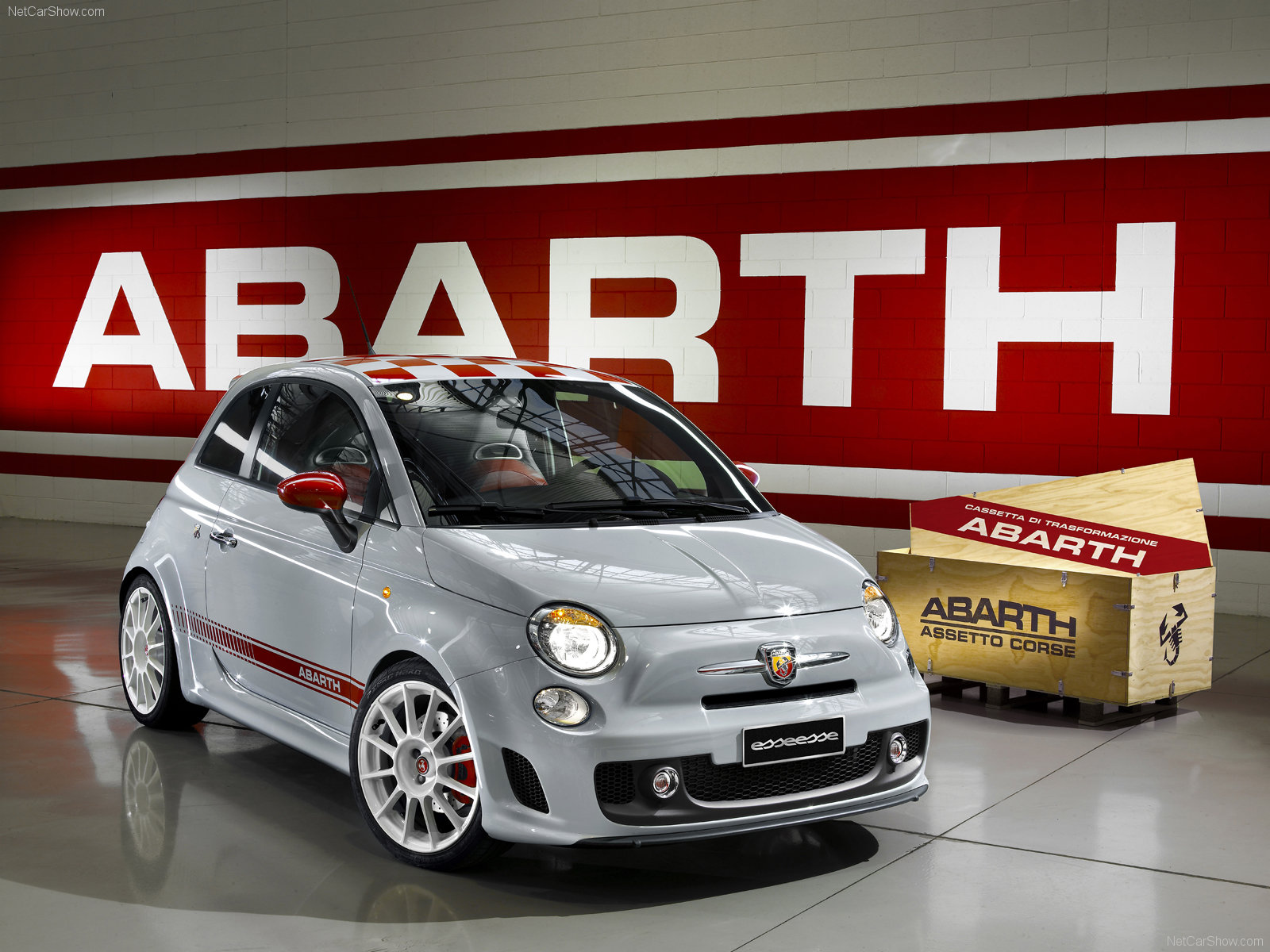 Abarth Fiat 500 Abarth Esseesse Photos Photogallery With
