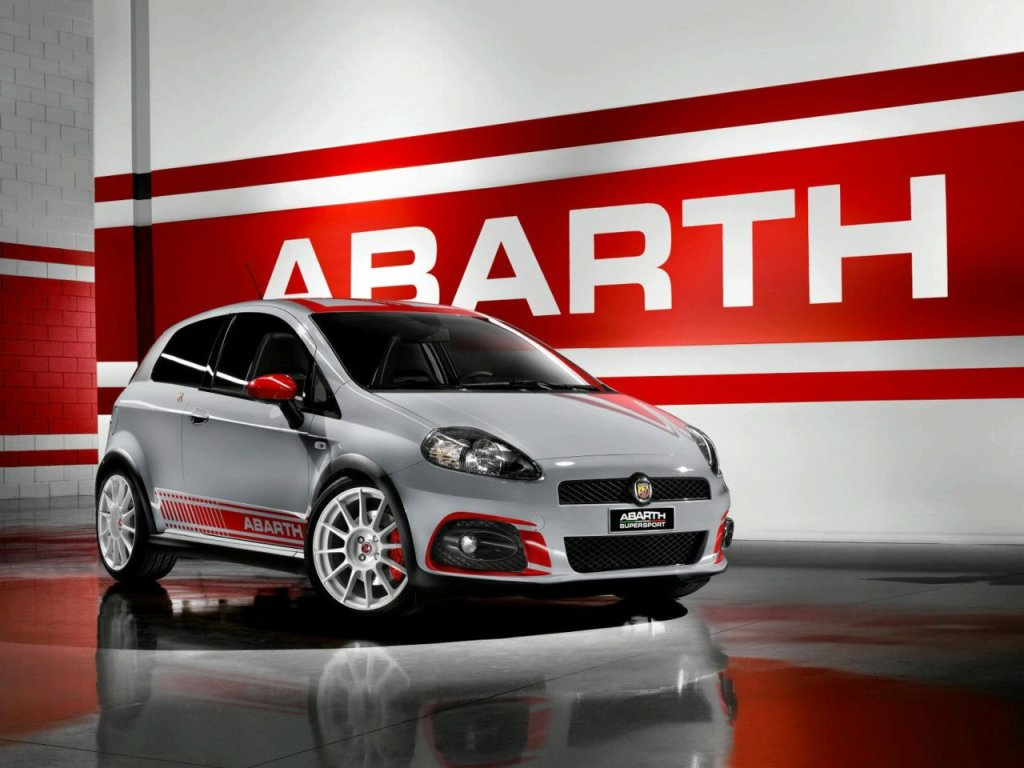 Abarth Fiat Grande Punto SS photo 105470