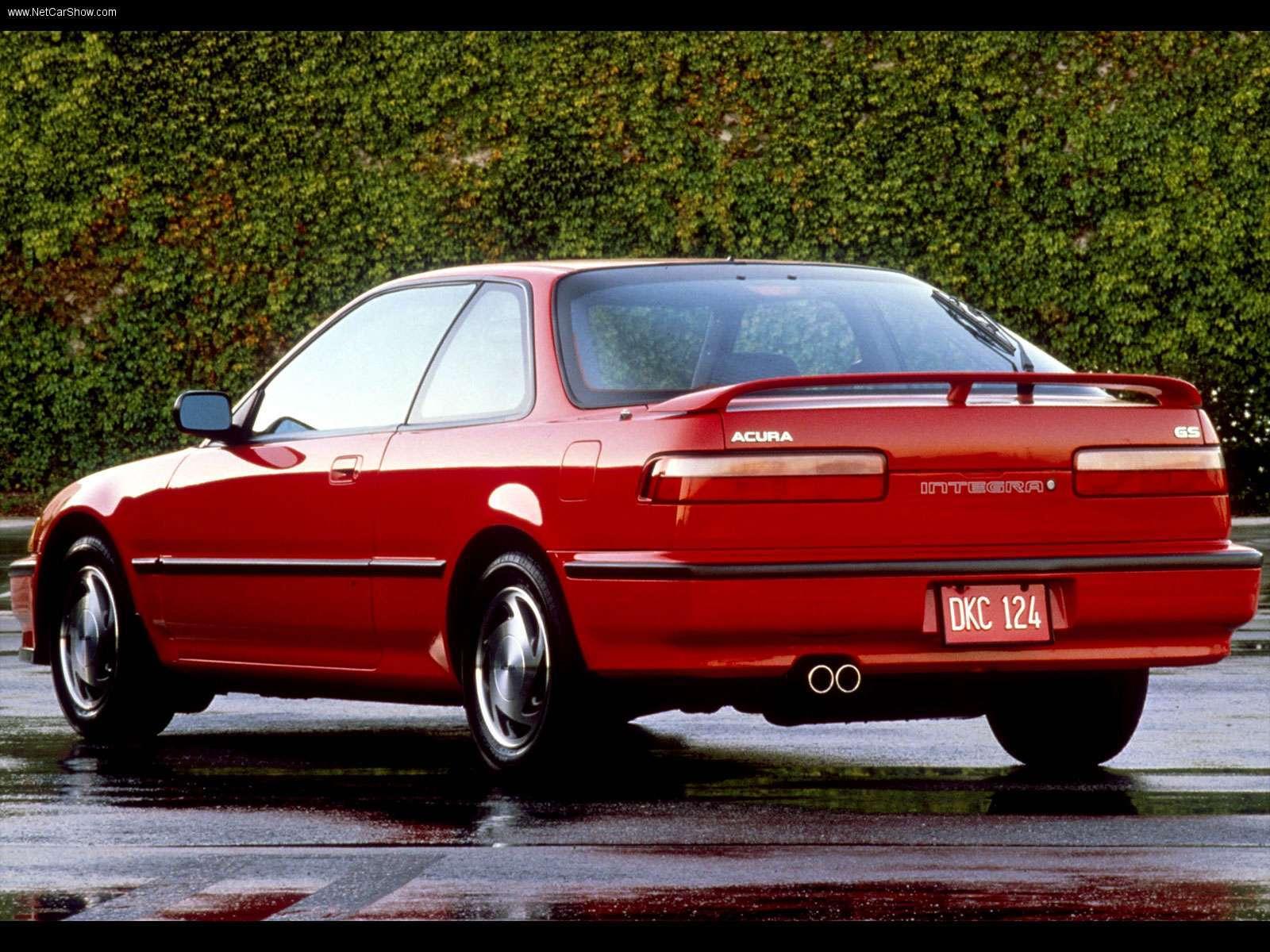 1990-93 acura integra | consumer guide auto.