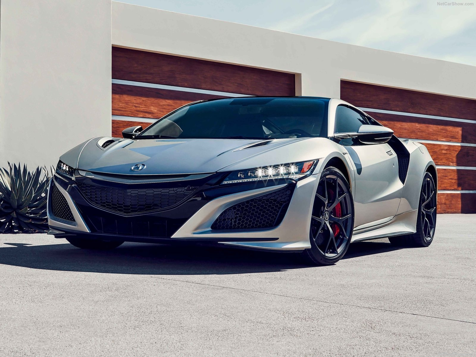 Acura NSX photo 190295