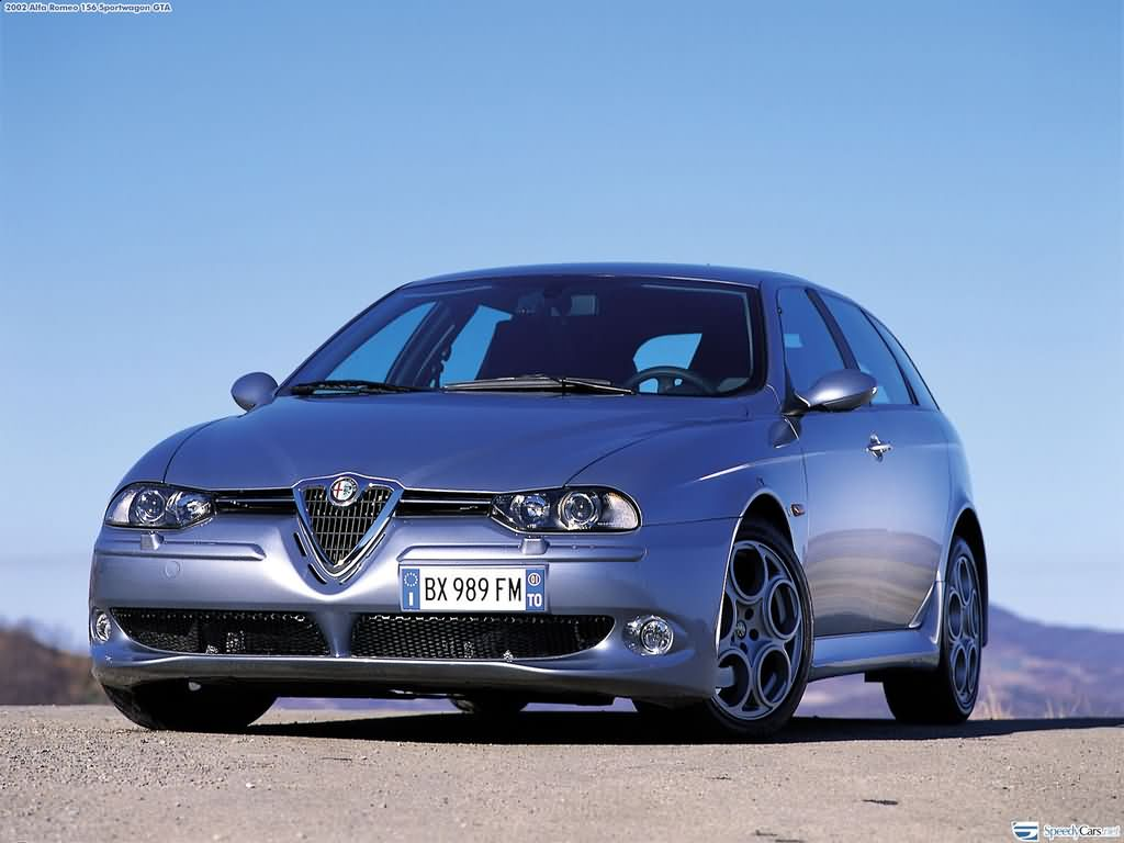 alfa romeo 156 sportwagon photos photogallery with 14 pics. Black Bedroom Furniture Sets. Home Design Ideas