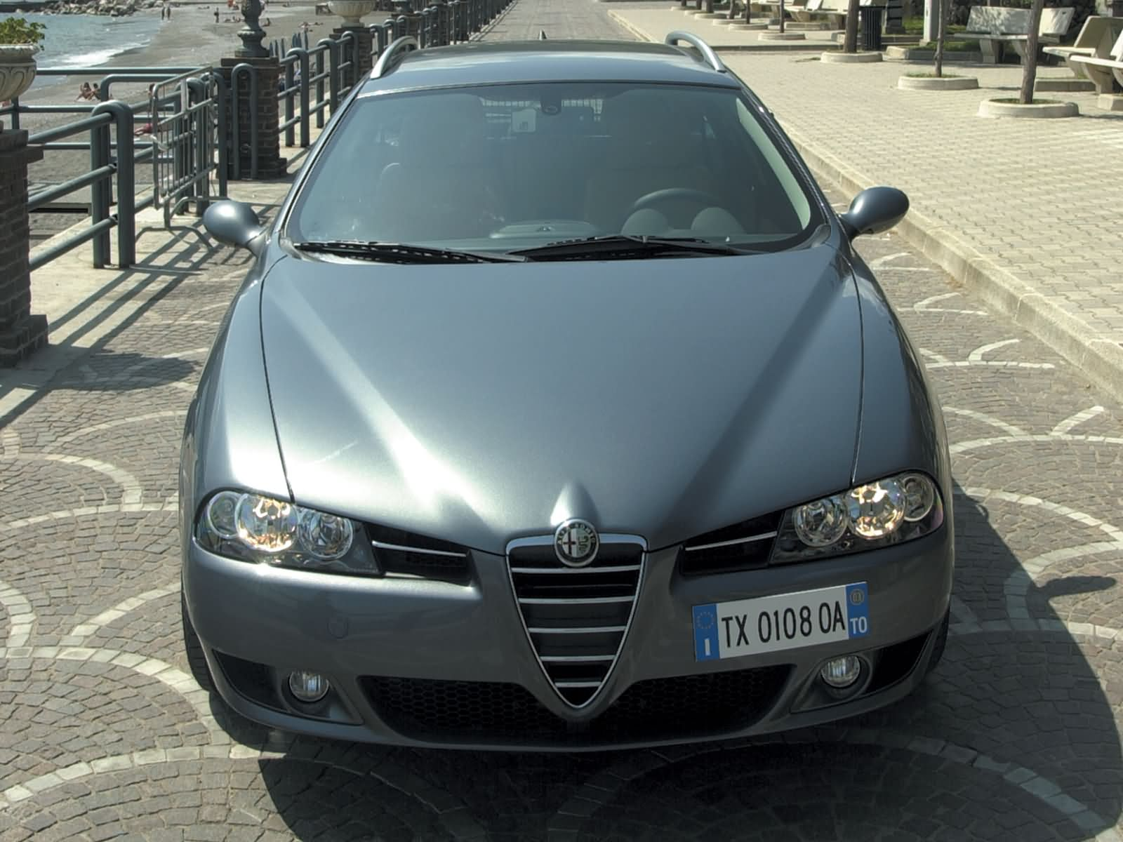 alfa romeo 156 sportwagon picture 3185 alfa romeo photo gallery. Black Bedroom Furniture Sets. Home Design Ideas