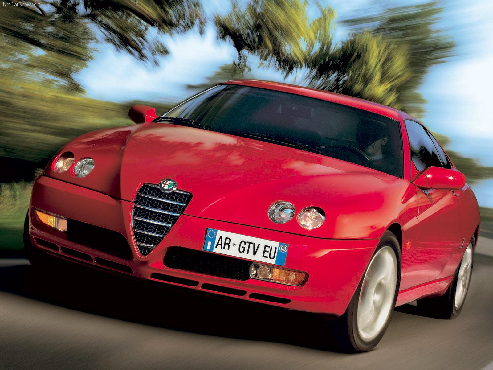 Alfa Romeo GTV For Sale