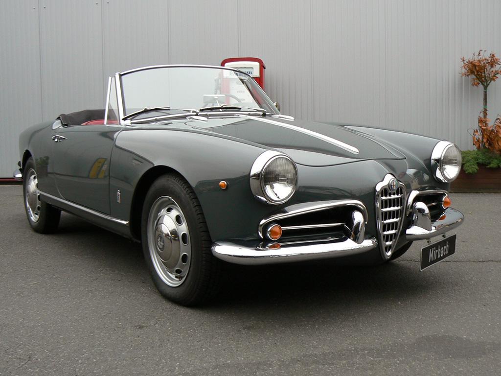 Alfa Romeo Giulietta Classic Cars Sale
