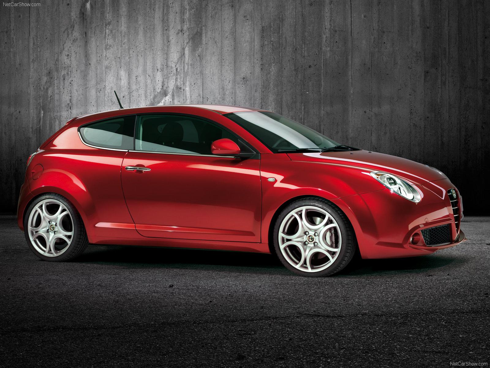 Alfa Romeo MiTo  № 221631  скачать