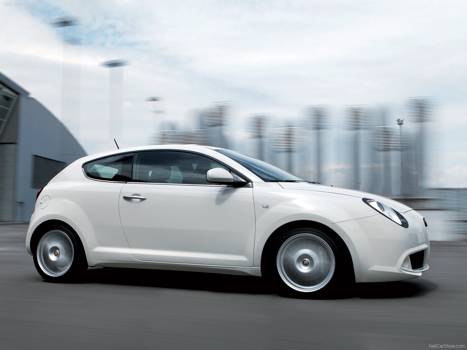 Alfa Romeo MiTo photo 55725