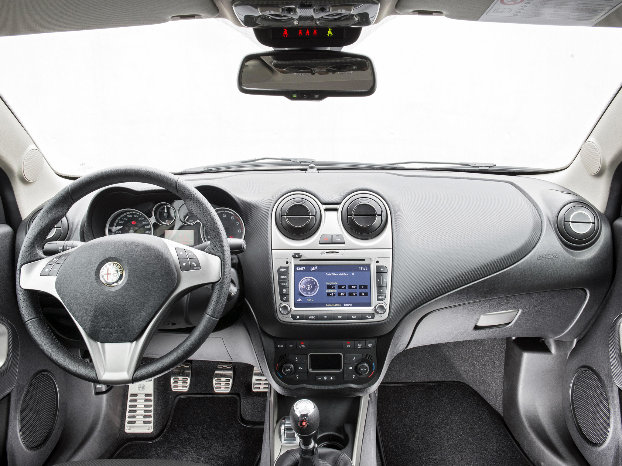 Alfa Romeo MiTo photo 95510