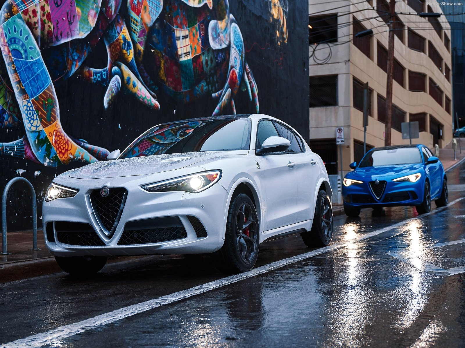 Alfa Romeo Stelvio photo 188053
