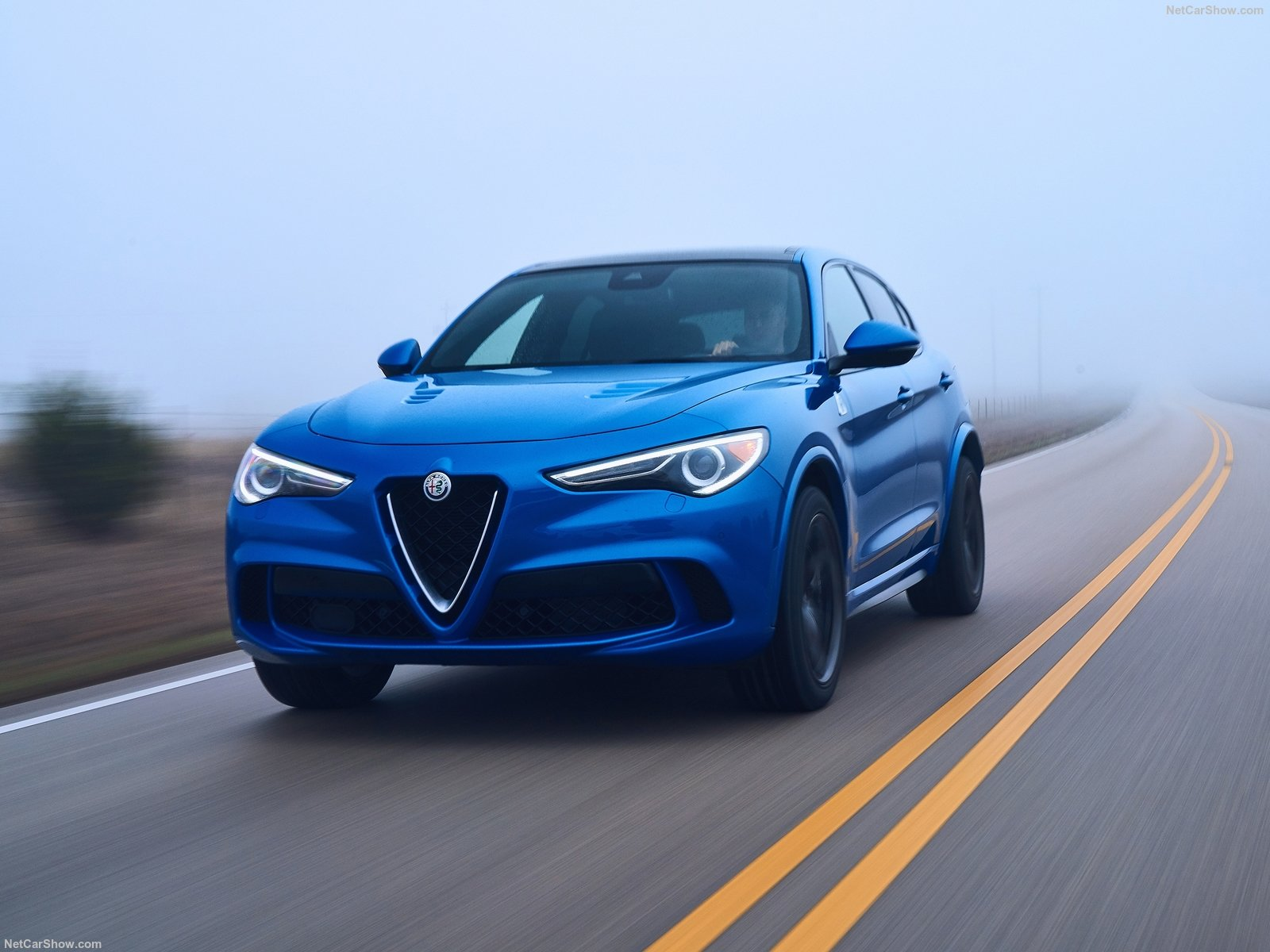 Alfa Romeo Stelvio photo 188086
