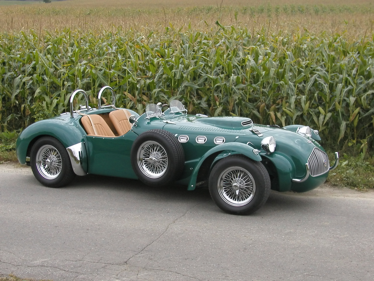 Photo of Allard J2X 34722 Image size 1280 x 960 Upload date 2006