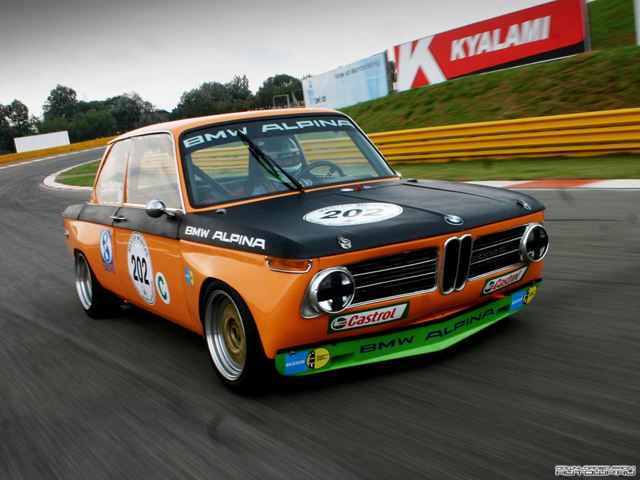 Bmw 2002 Tii Race Car >> Alpina 2002tii Race Car (E10) photos - PhotoGallery with 2 pics | CarsBase.com - Cars Pictures