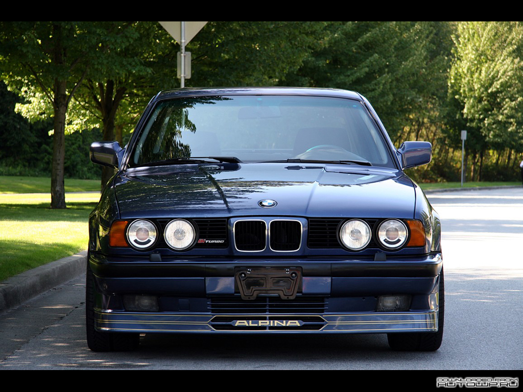Alpina B10 Bi Turbo E34 Photos Photogallery With 8