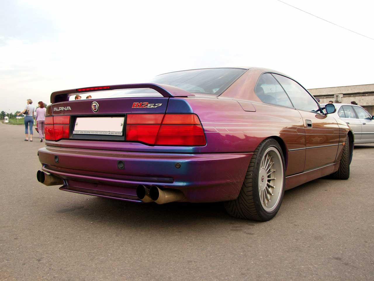Alpina B12 5.7 photos - PhotoGallery with 4 pics| CarsBase.com