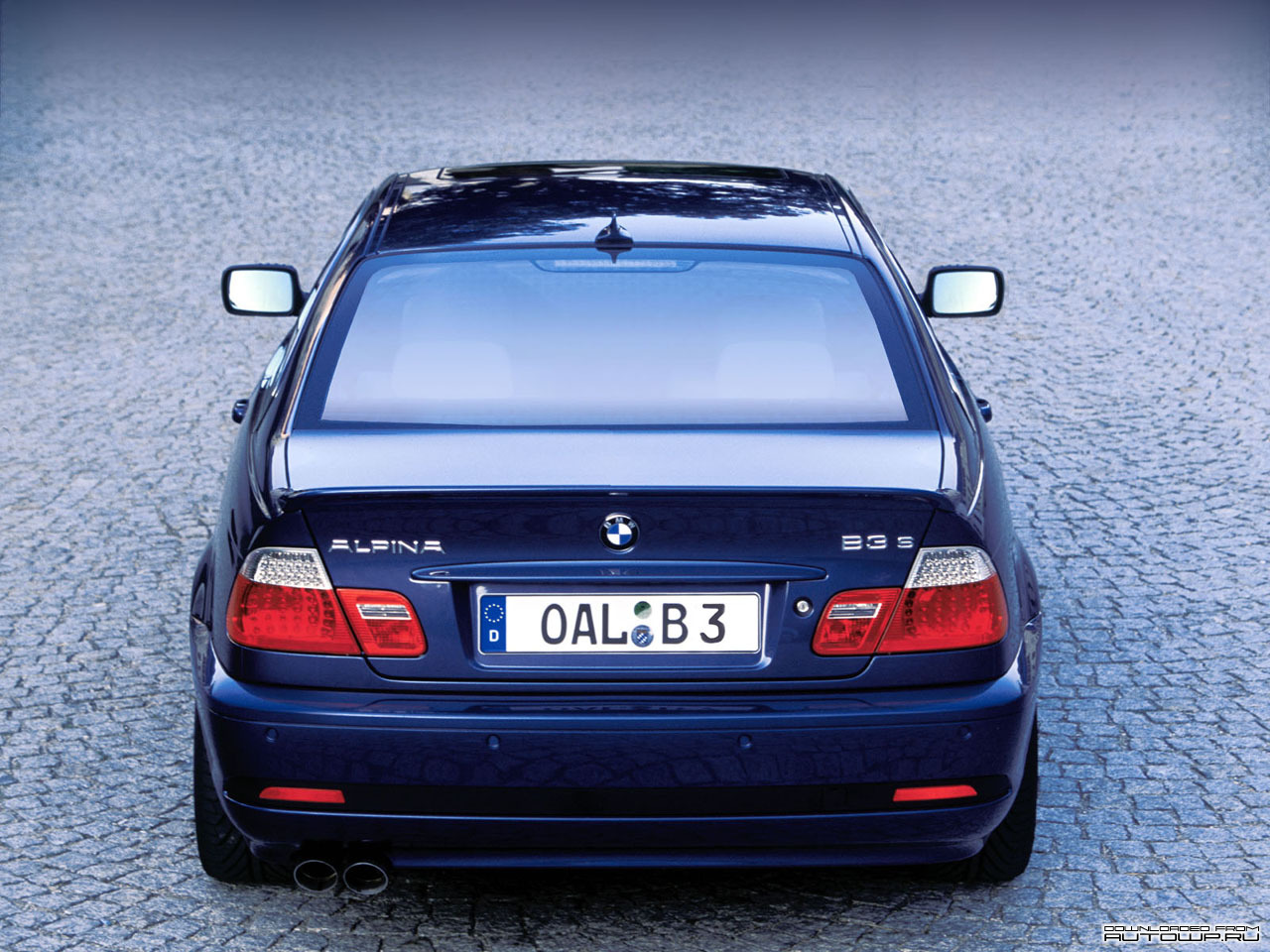 Alpina B3s Coupe E46 Photos Photogallery With 3 Pics