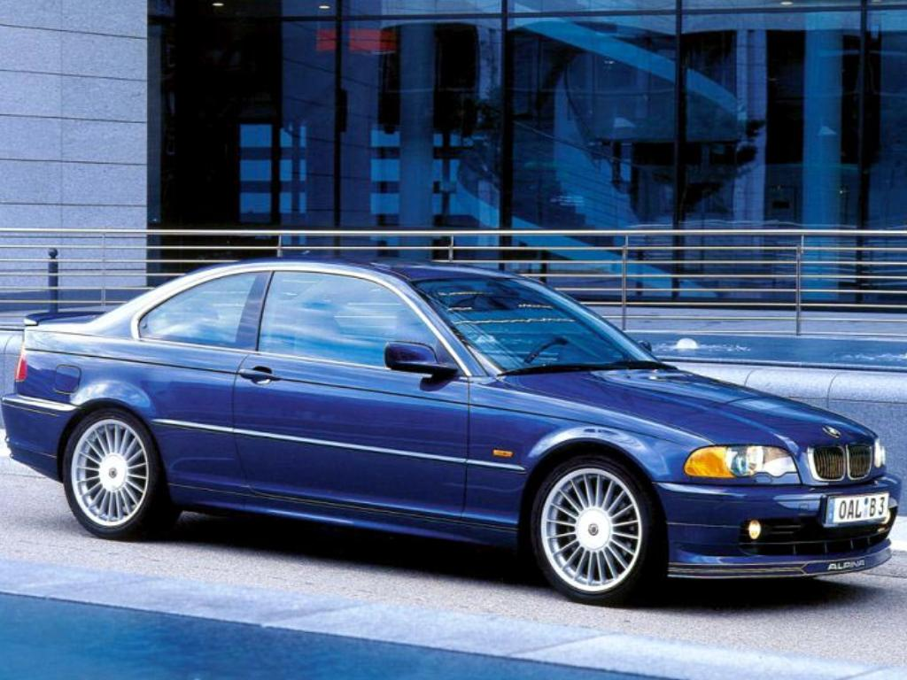 alpina b3 3 3 coupe photos photogallery with 3 pics. Black Bedroom Furniture Sets. Home Design Ideas