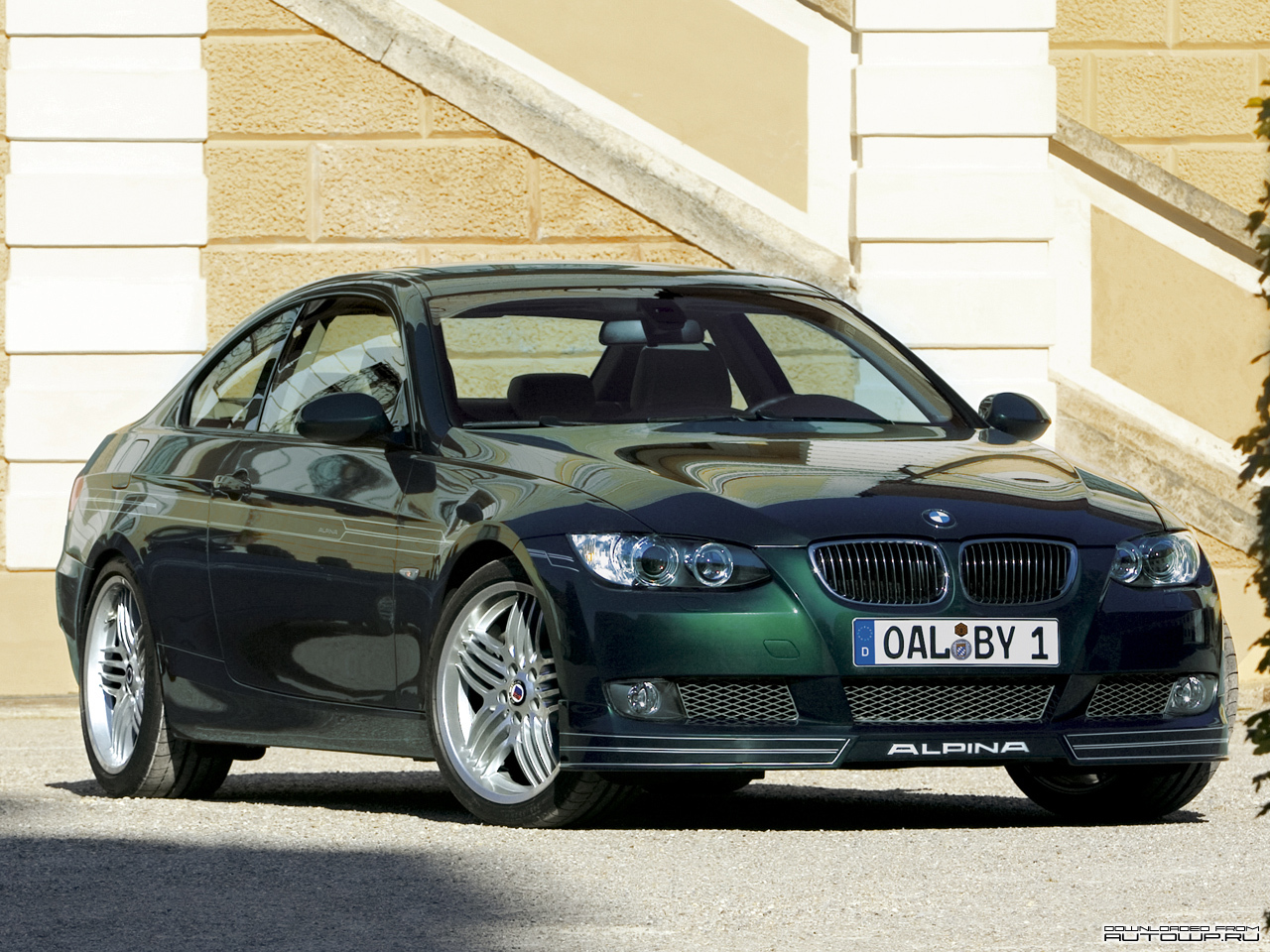 alpina b3 bi turbo coupe e92 photos photogallery with 7 pics cars pictures. Black Bedroom Furniture Sets. Home Design Ideas