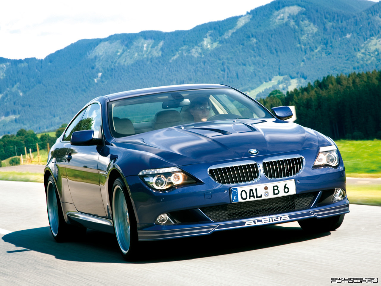 BMW Alpina B6 >> Alpina B6S Coupe (E63) photos - PhotoGallery with 4 pics ...