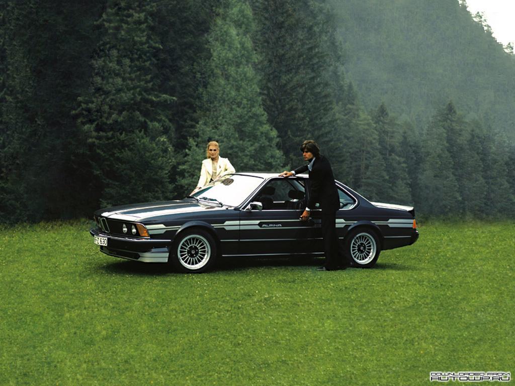 Alpina B7 Turbo Coupe E24 Photos Photogallery With 1