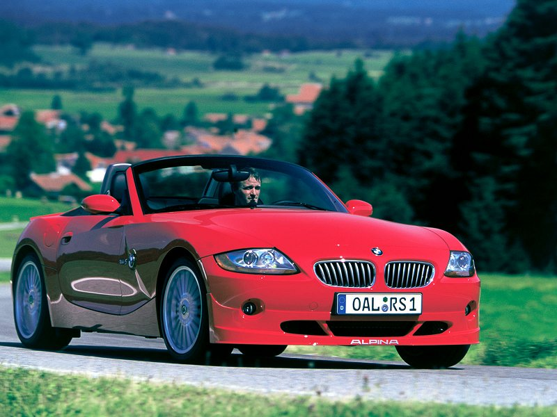 Alpina Roadster S Photos Photogallery With 9 Pics
