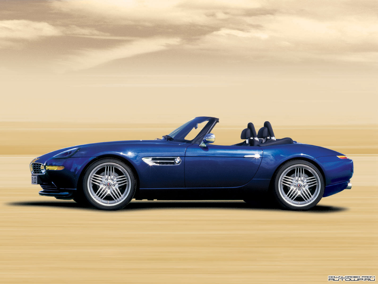 Alpina Roadster V8 E52 Photos Photogallery With 6 Pics