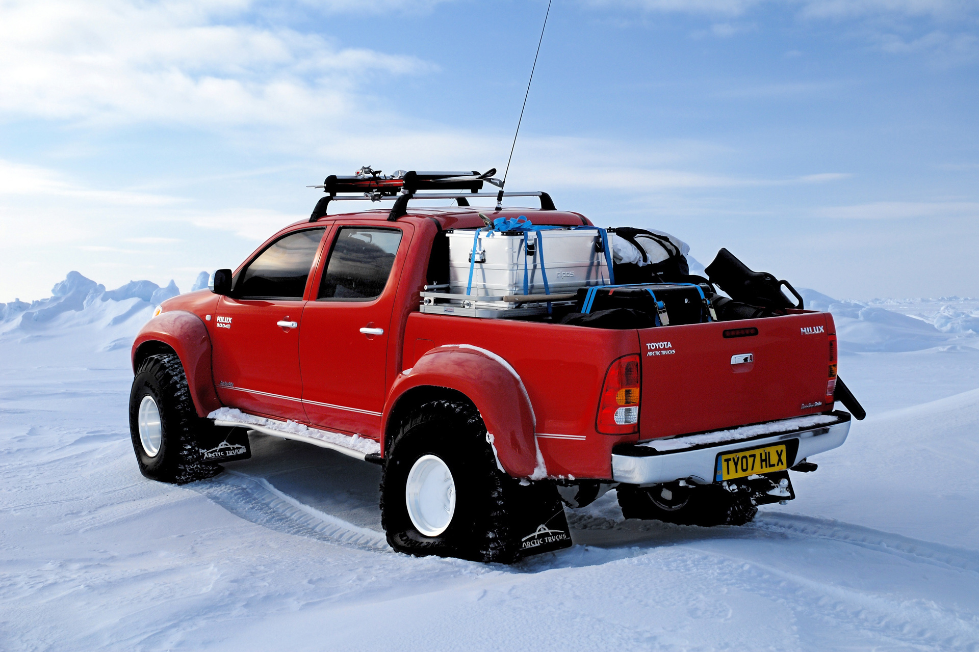 Arctic Trucks Toyota Hilux photo 71434