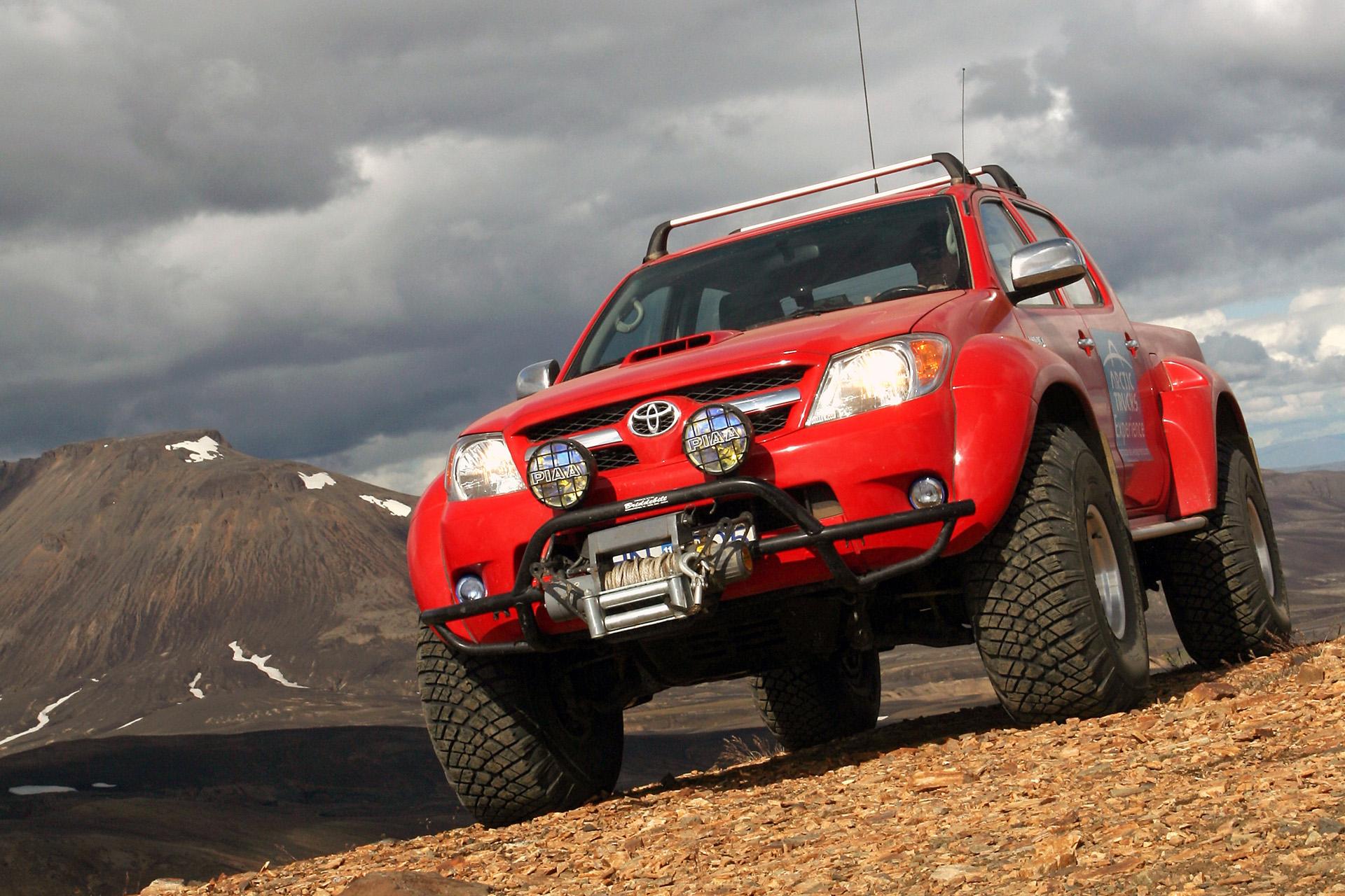 топ гир Toyota Тундра #9