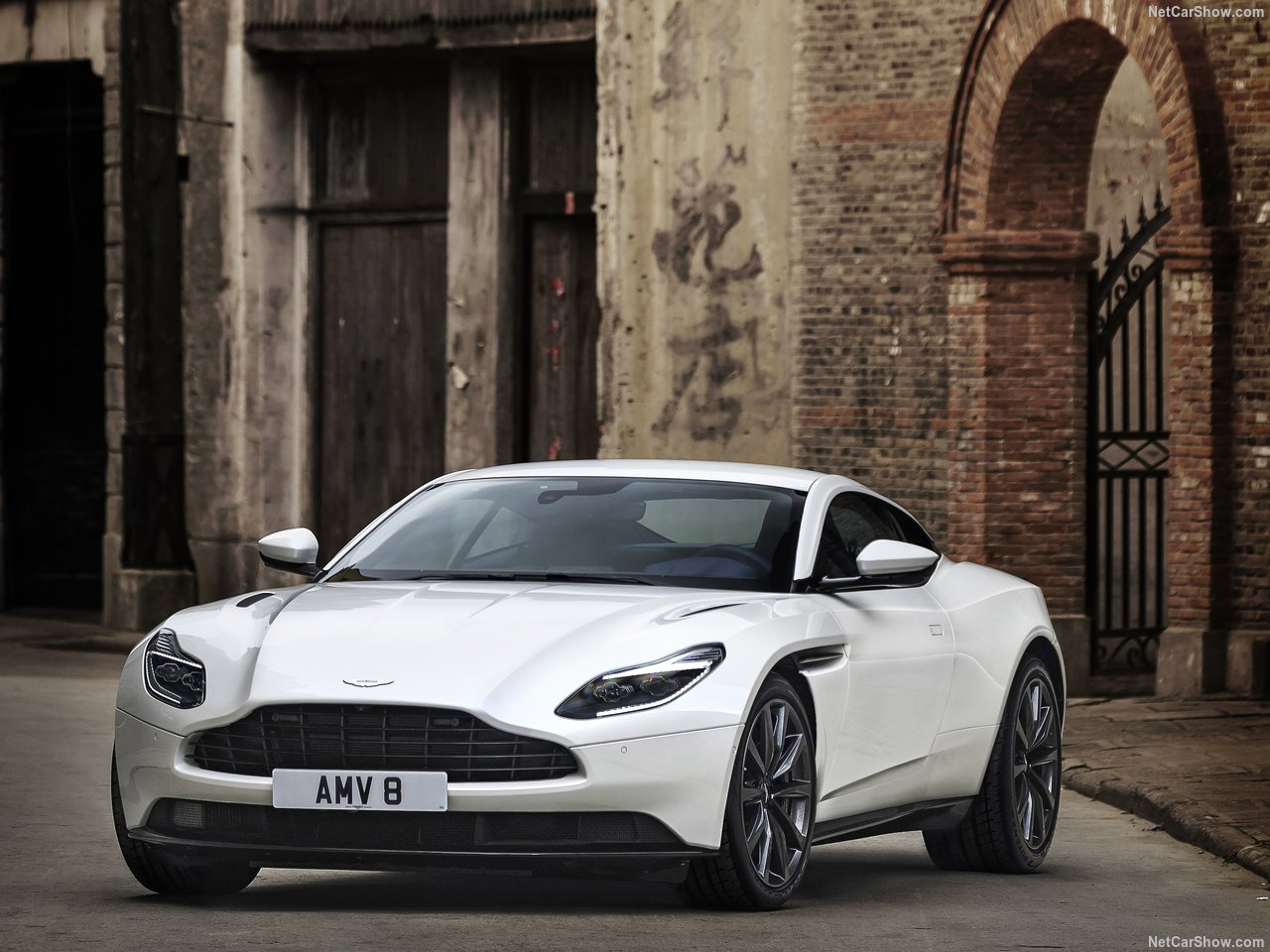 Aston Martin DB11 photo 179054