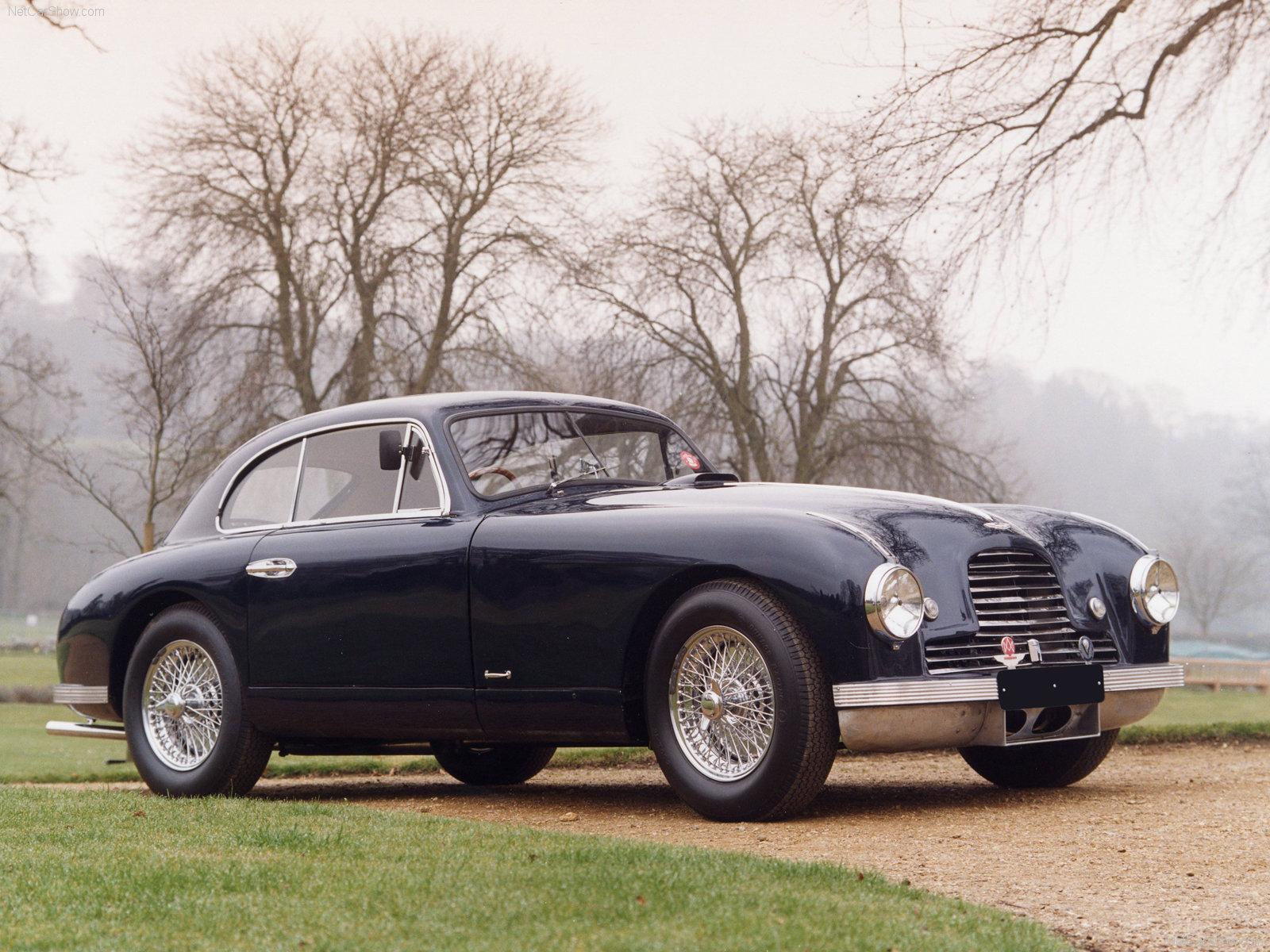 Aston Martin DB2 #