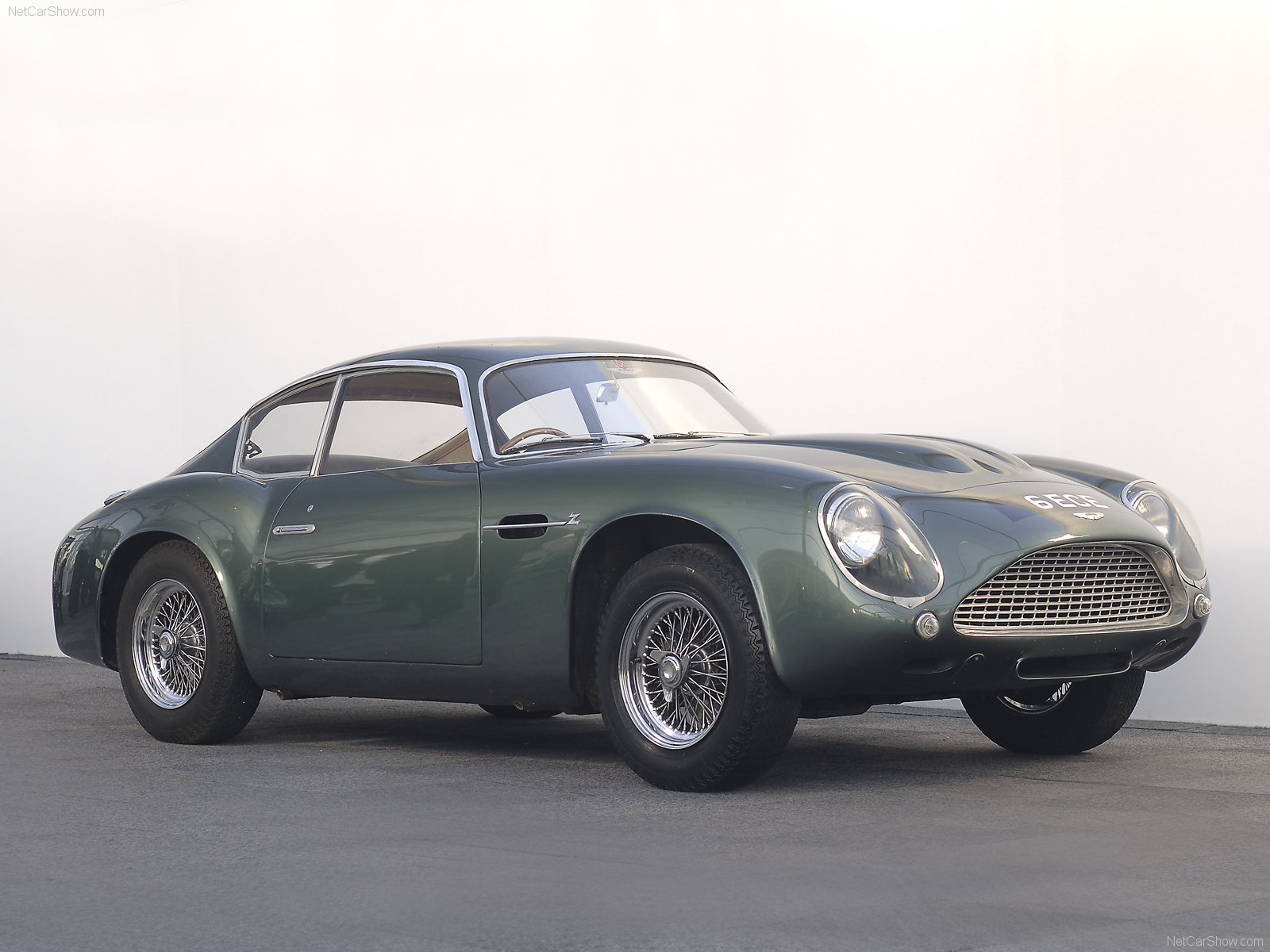 1961 Aston Martin Db4 Vantage Gt Related Infomation
